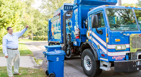 Waste Disposal And Trash Pickup Service Republic Services